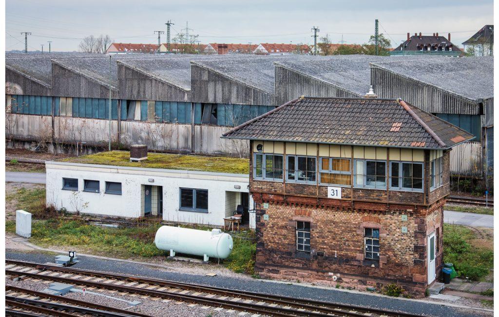 Mannheimer Güterbahnhof