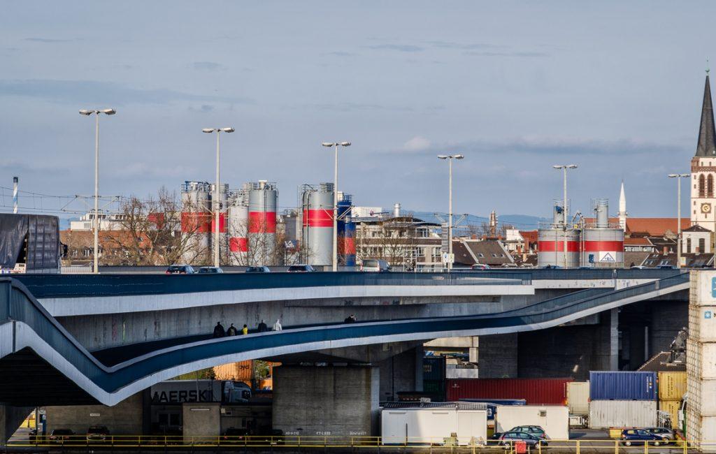 Fotospaziergang im Mannheimer Hafen