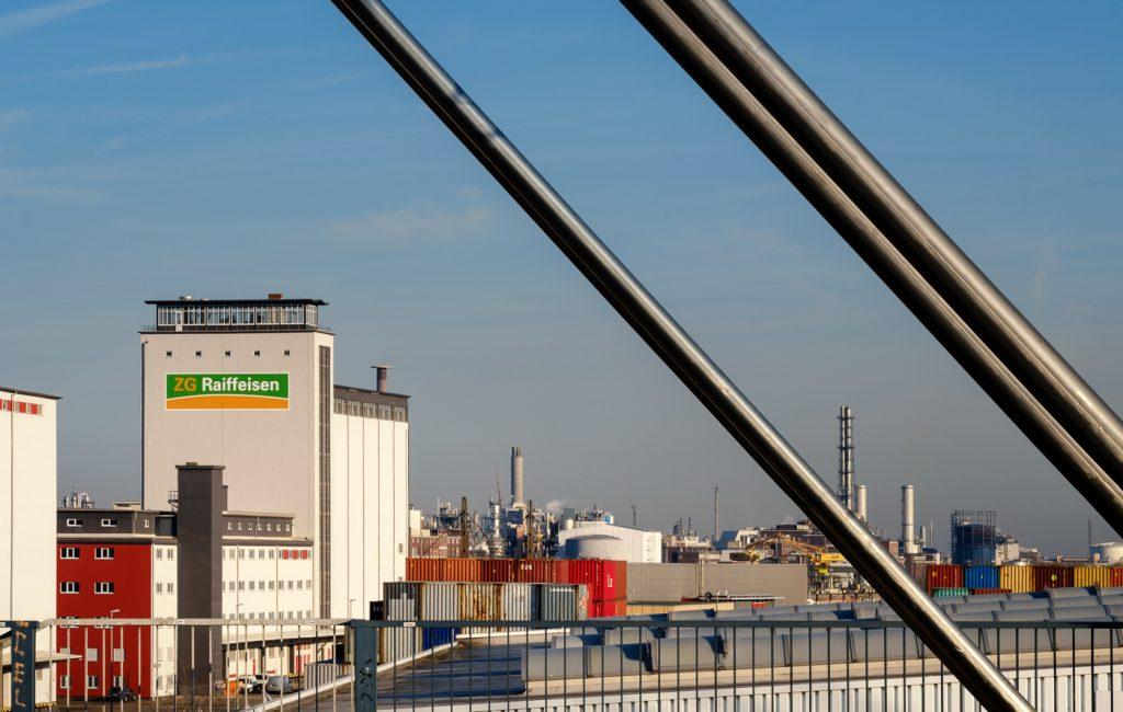 … und noch ein paar Bilder vom Mannheimer Hafen und Jungbusch