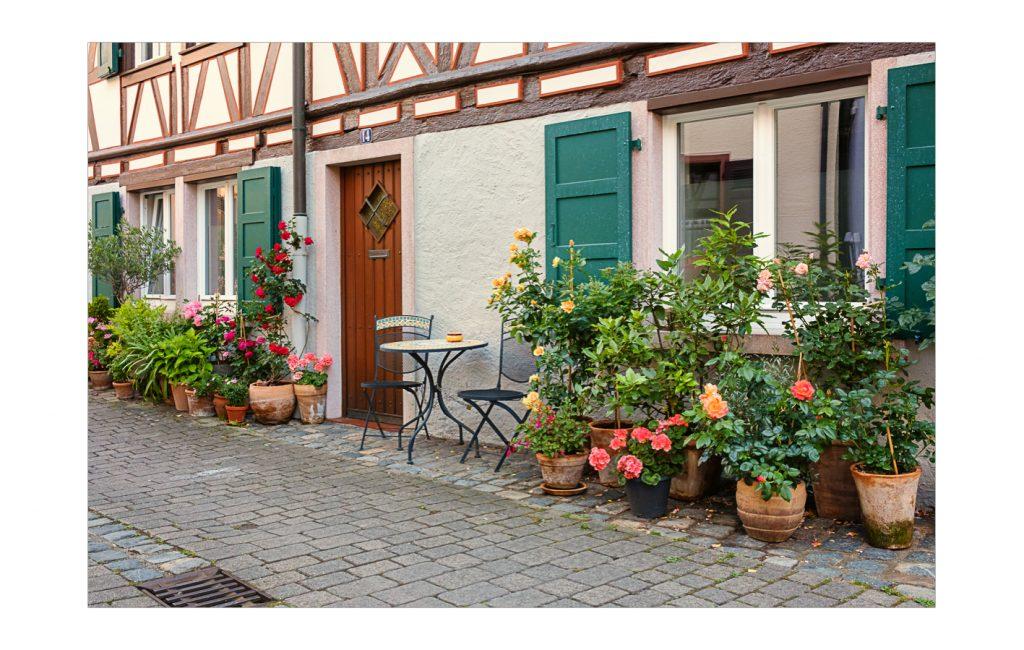 Weinheim – Gerberbachviertel