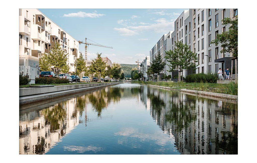 Fotospaziergang Bahnstadt Heidelberg