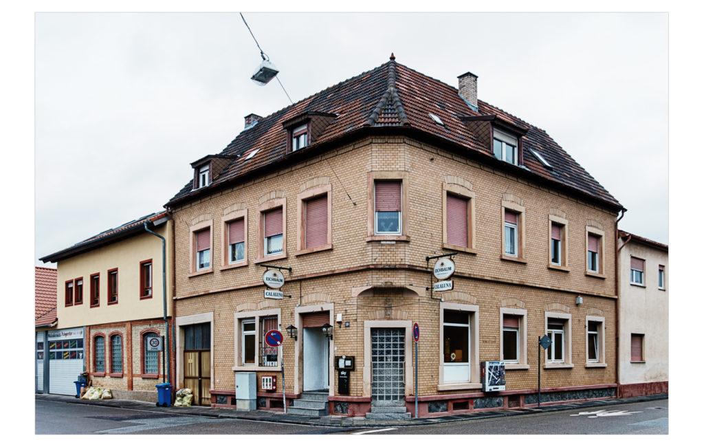 Spaziergang durch Ludwigshafen-Maudach