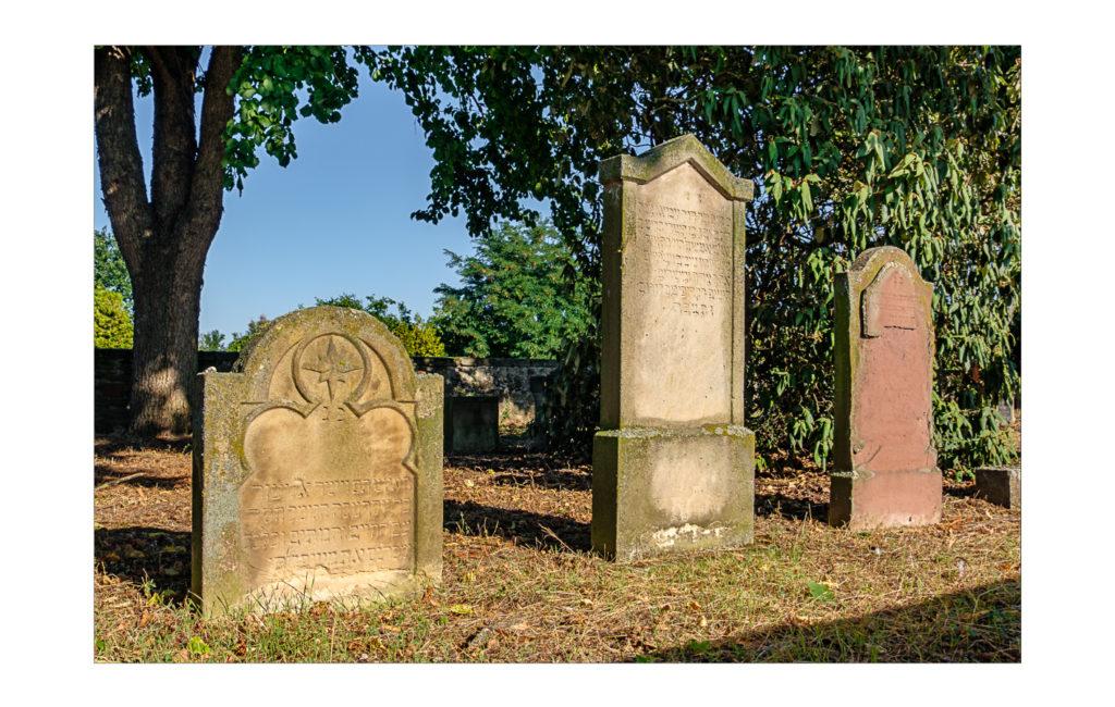 Jüdischer Friedhof Lambsheim