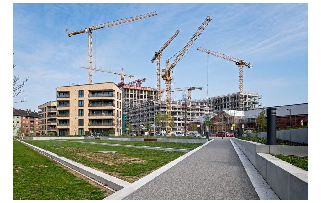 Fotospaziergang Glückstein-Quartier und Umgebung