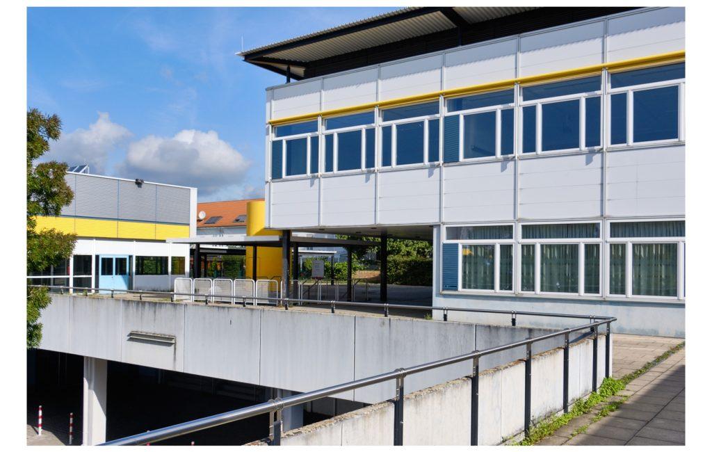 Dietrich-Bonhoeffer-Schule in Weinheim