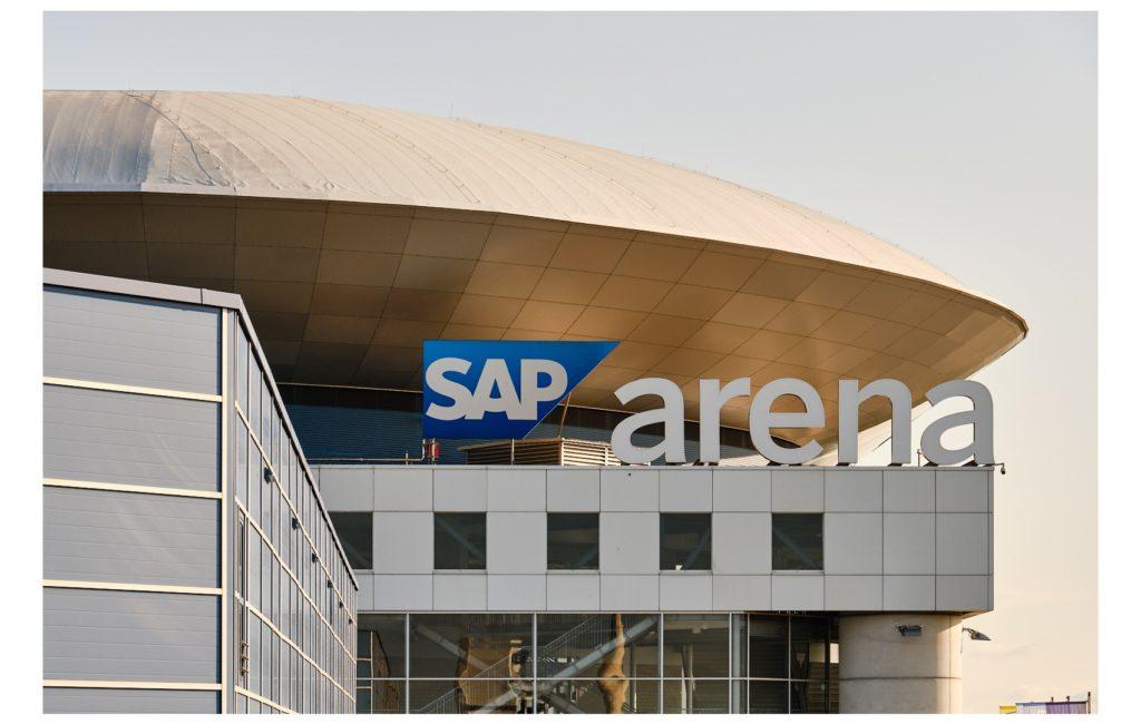 Rund um die SAP-Arena