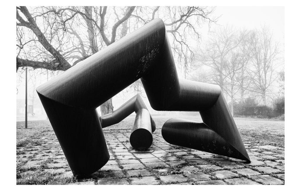 Speyer im Nebel