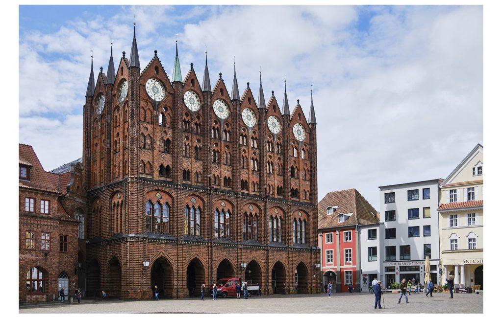 Ostsee-Urlaub Teil 3: Rostock, Stralsund, Barth