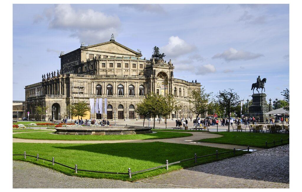 Urlaubsimpressionen Dresden