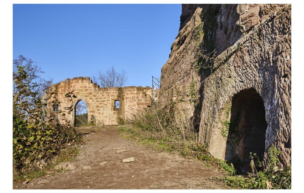 Burgruine Meistersel – jetzt wieder sehenswert!